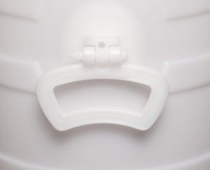 détail cuve de fermentation 60 litres Speidel